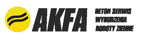 AKFA - BETON SERWIS - ROBOTY ZIEMNE